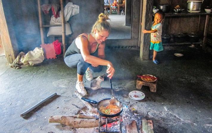 Homestay The Sang - Pac Ngoi Village, Ba Be District