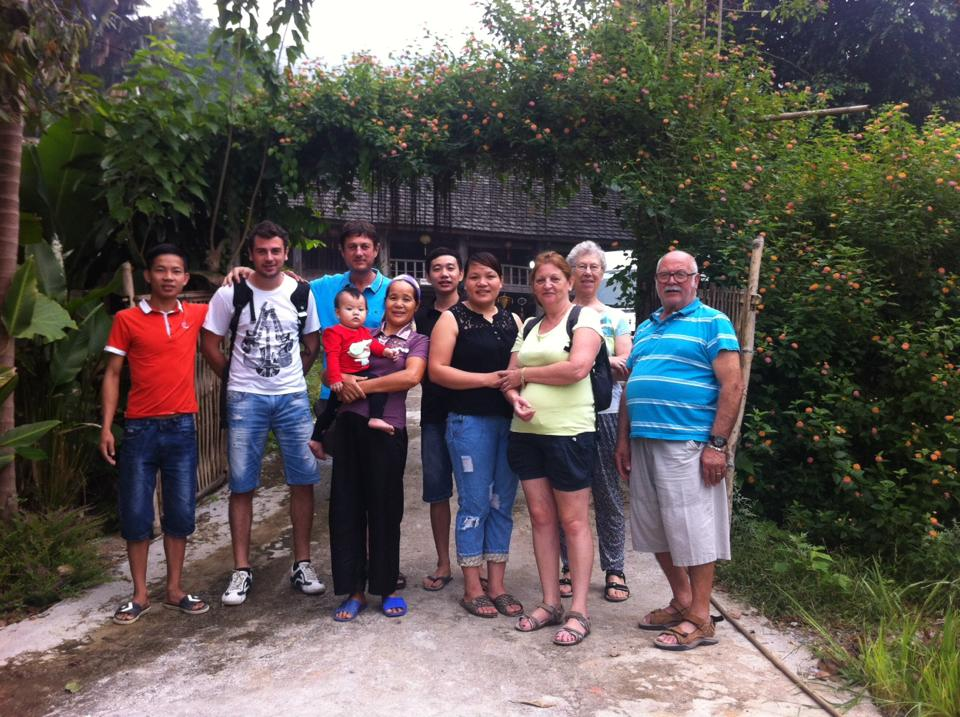 Home stay Tuan, Tuy Village, Ngoc Duong Commune