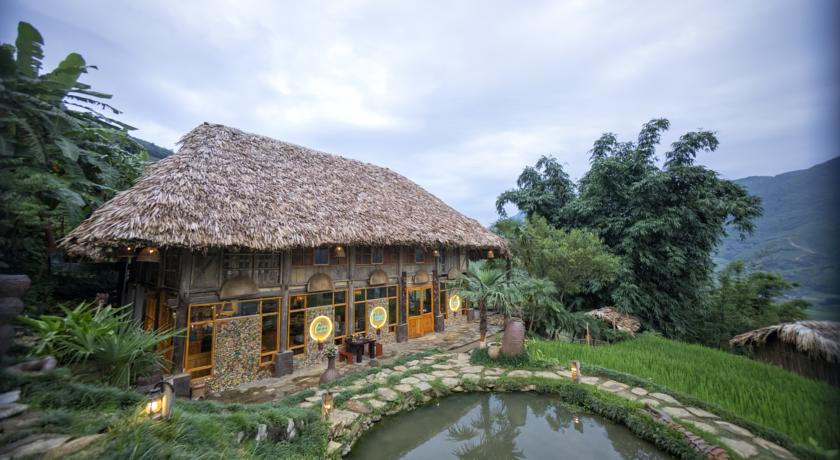 Eco Palms House - Lao Chai Village - Sapa Town