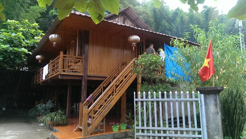 Mr. Sanh homestay - Thai village - Mu Cang Chai Town