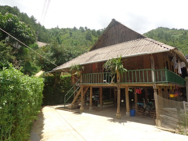 Mr. Don homestay - Thai village - Mu Cang Chai Town