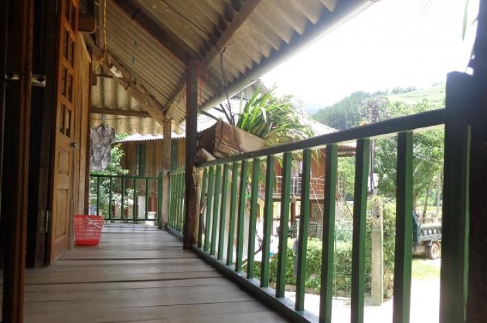 Mr. Don homestay - Thai village - Mu Cang Chai Town