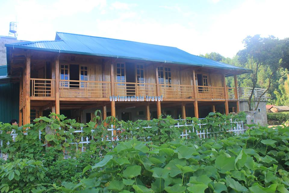 Mr. Tu homestay - Thai village - Mu Cang Chai Town
