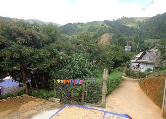 Mr. Doi homestay - Thai village - Mu Cang Chai Town