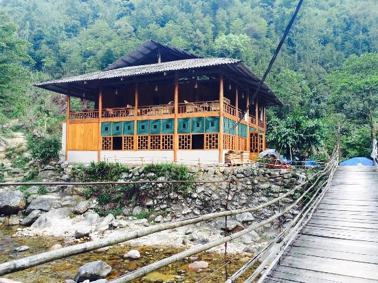 Nam Cang Riverside Lodge - Nam Cang Village - Sapa Town