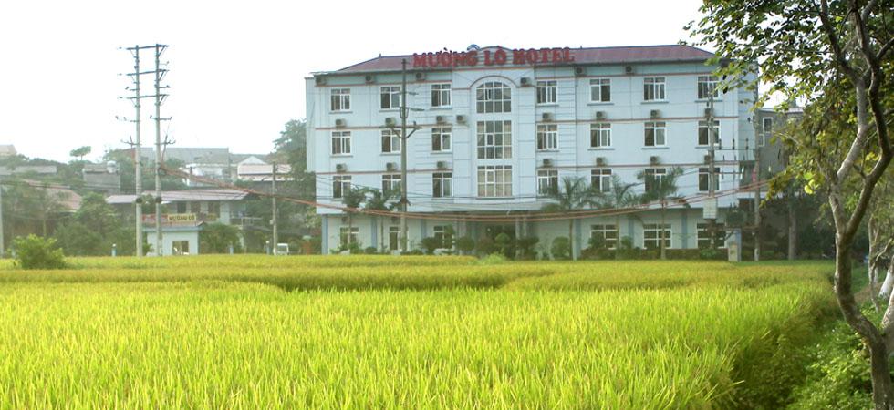 Muong Lo hotel - Dien Bien Street - Nghia Lo Town