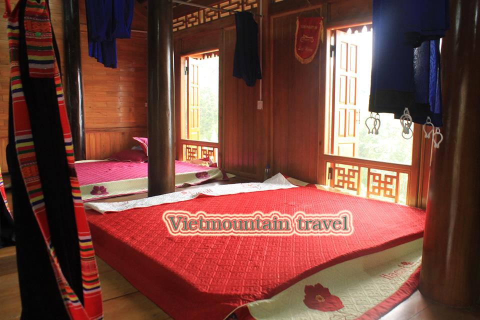 Vietmountain Pu Luong homestay - Bang village