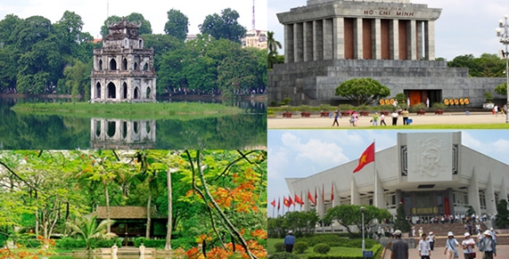 Hanoi City Tour one day
