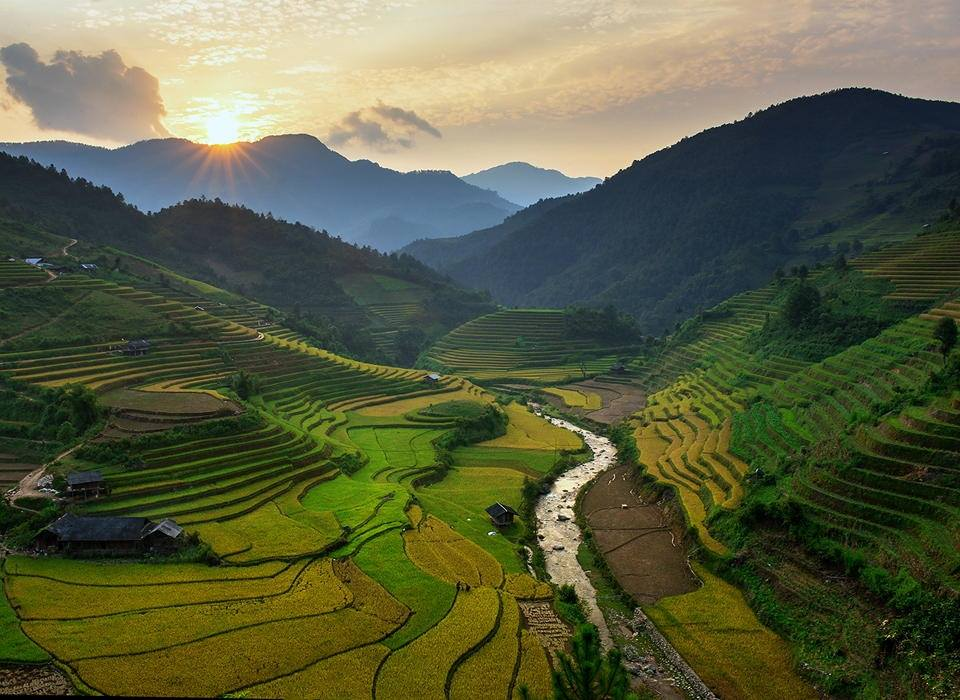 Tour Ha Noi - Mu Cang Chai trekking 3 days 2 nights
