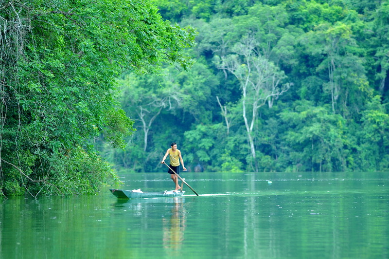 Tour Hanoi - Ba Be lake 2 days 1 night